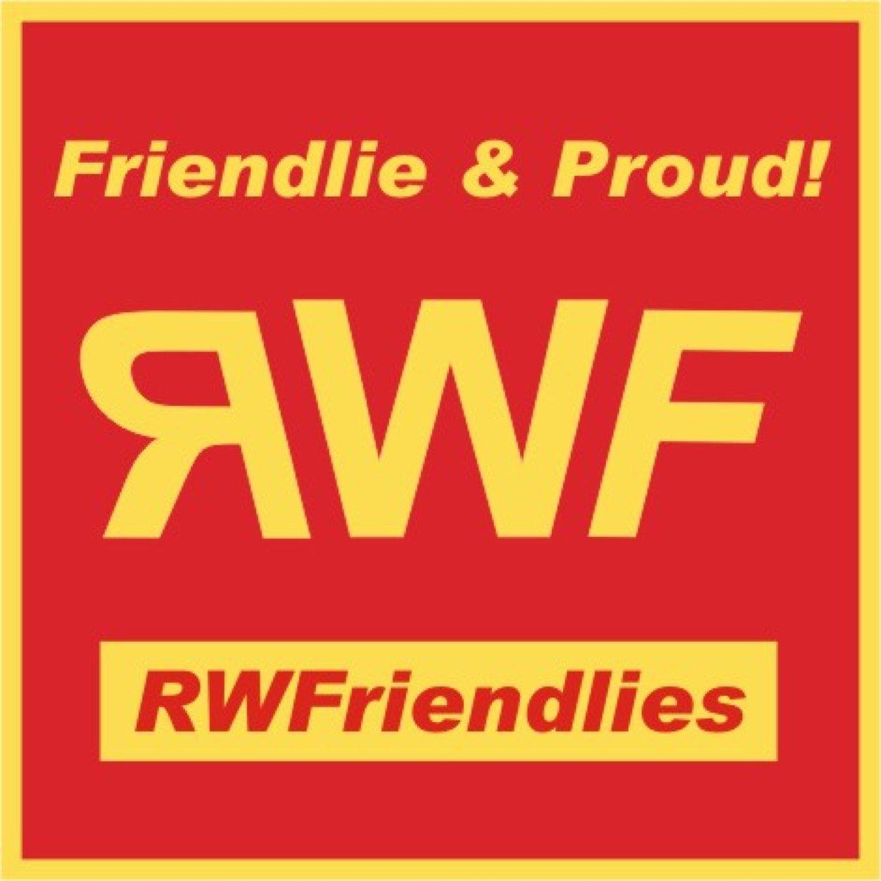 RW Friendlies (@RWFriendlies) | Twitter