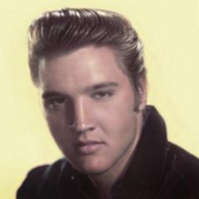 Elvis Presley (@ElvisPresley) Twitter profile photo