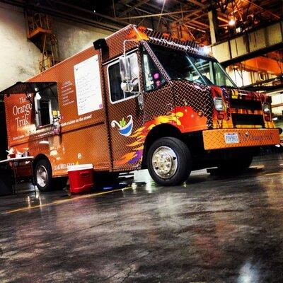 The orange truk theorangetruk twitter the orange truk altavistaventures Gallery