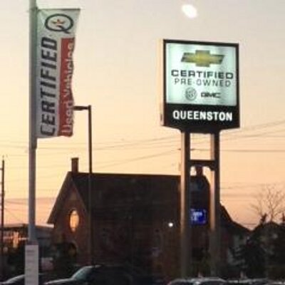 Queenston Chevrolet Buick GMC (@QueenstonChev) | Twitter