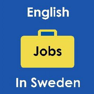 english jobs in malmo sweden