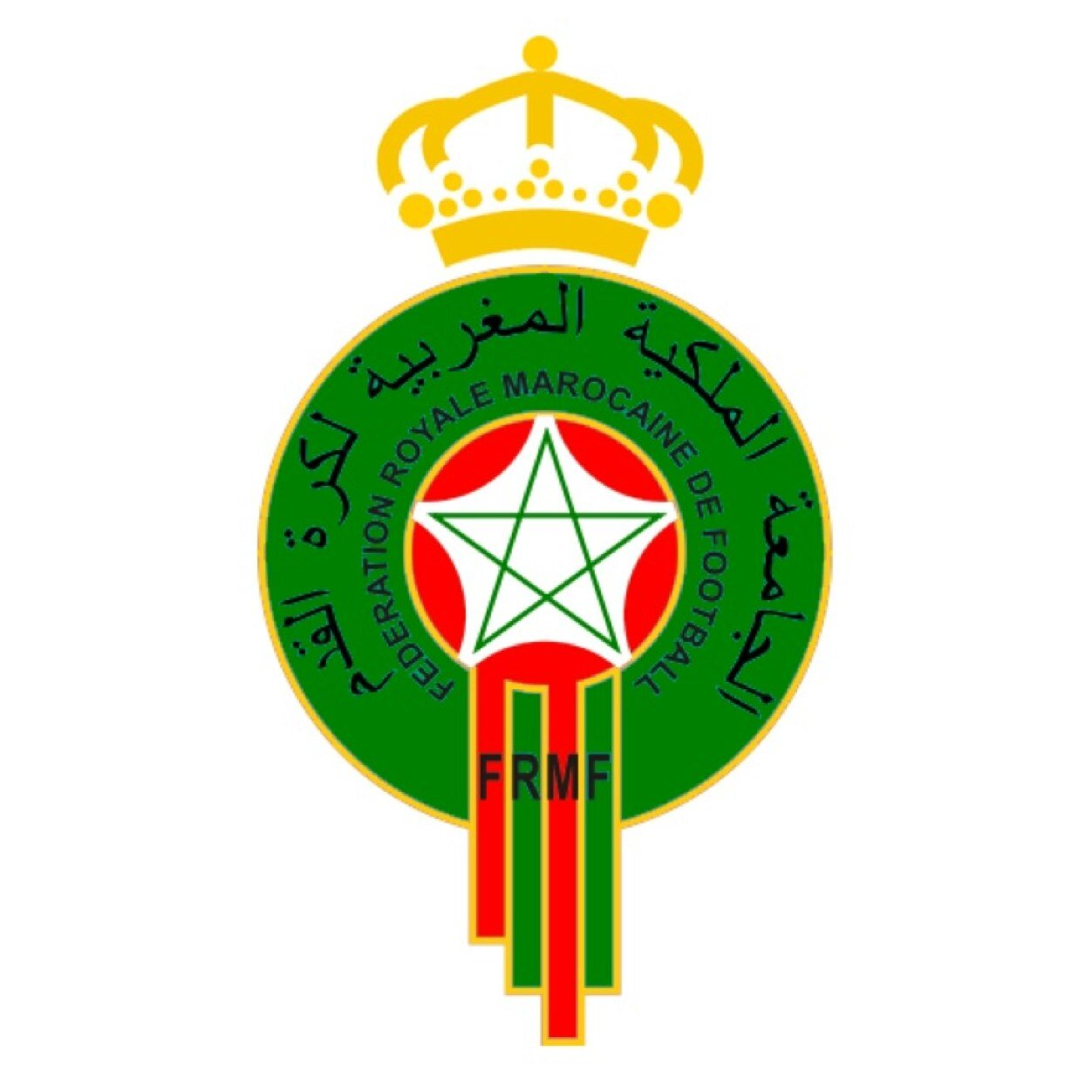 Image result for morocco football crest