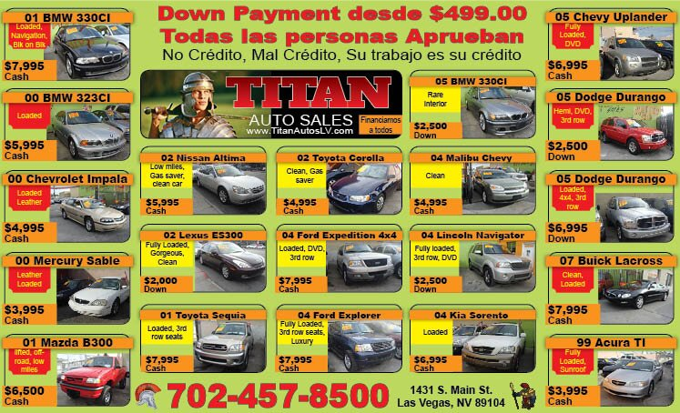 Titan Auto Sales >> Titan Auto Sales Autotitan Twitter