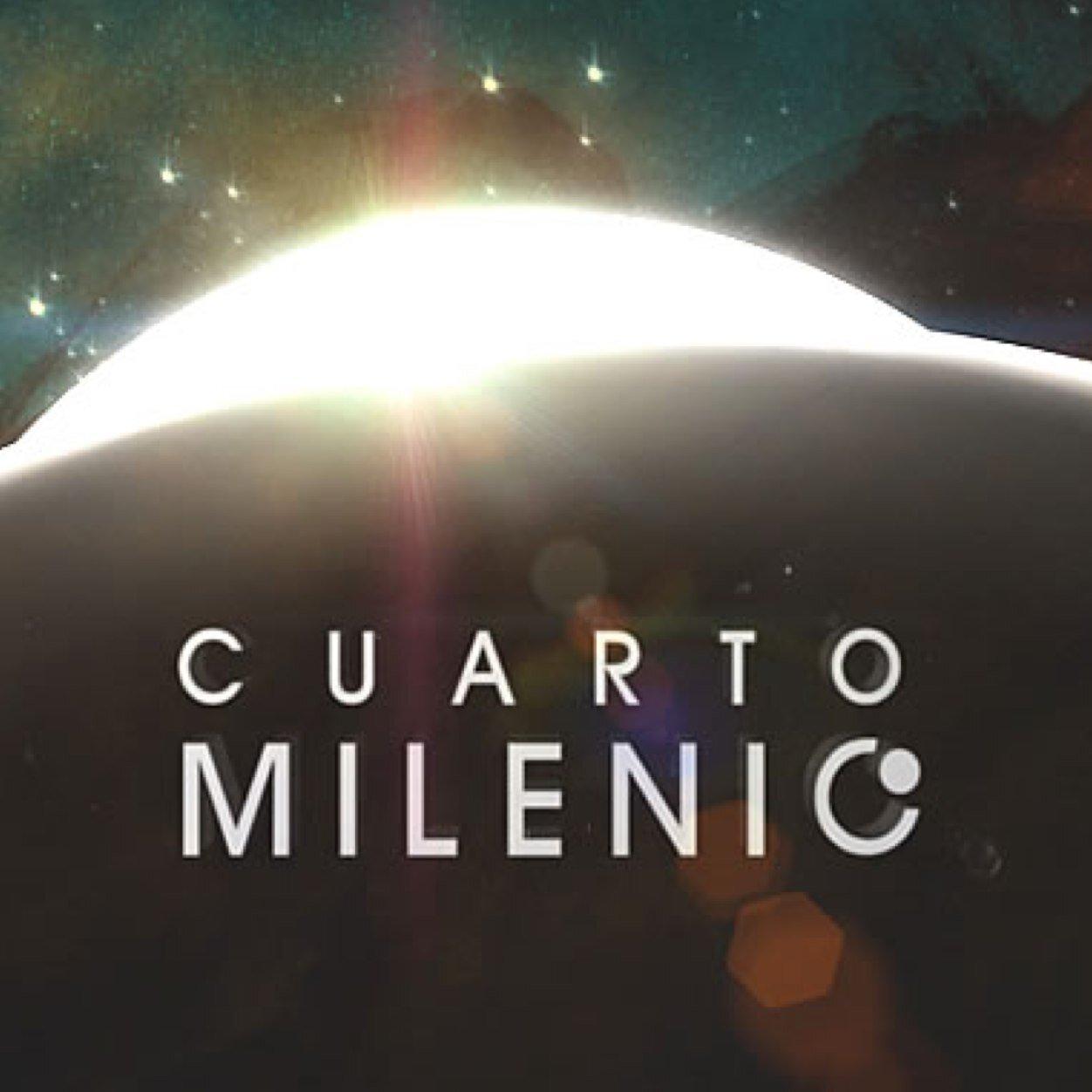 Cuarto milenio cuartotrienio twitter for Twitter cuarto milenio