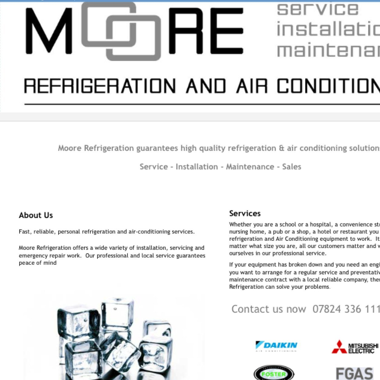 Moore Refrigeration On Twitter Few Pictures From A New