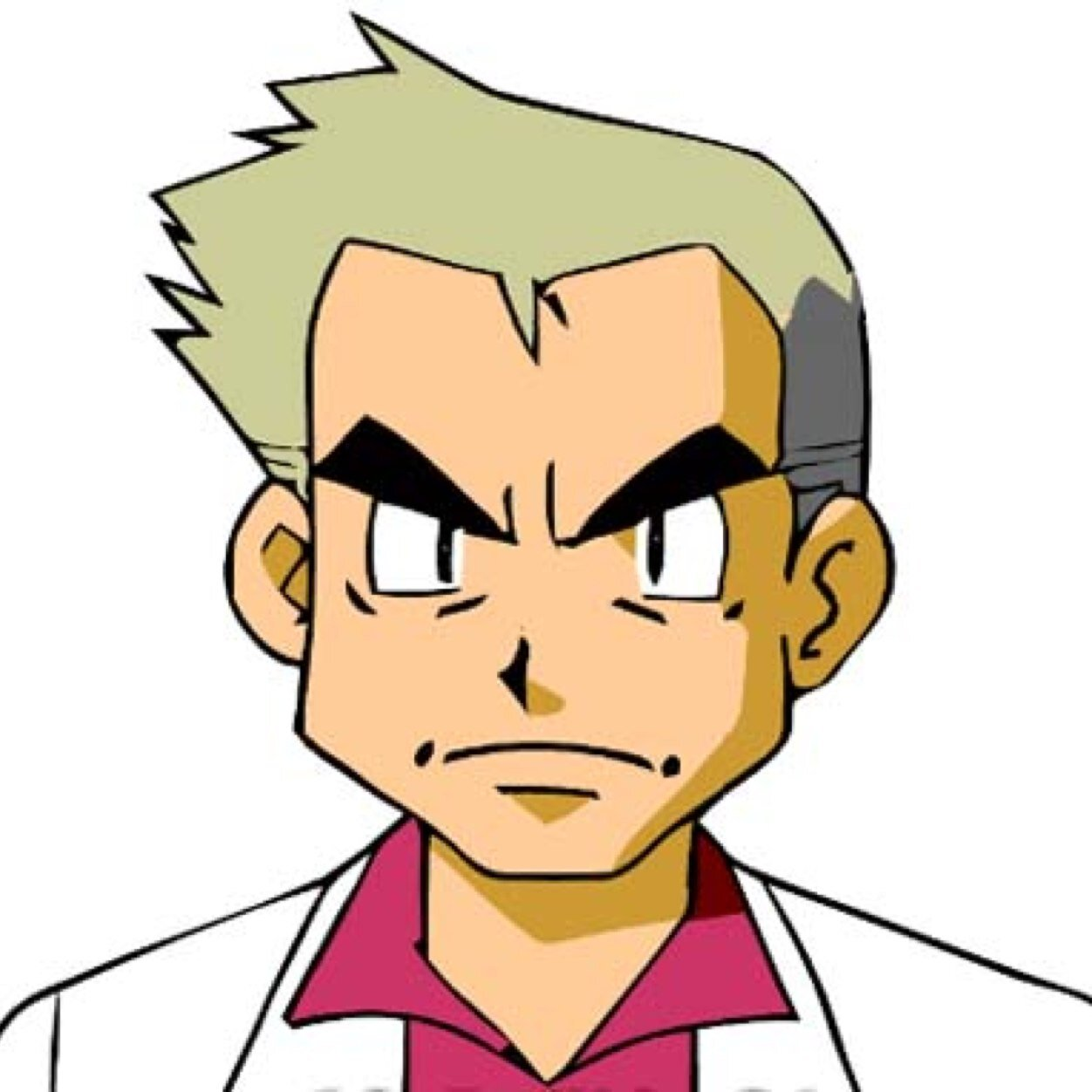 professor oak height