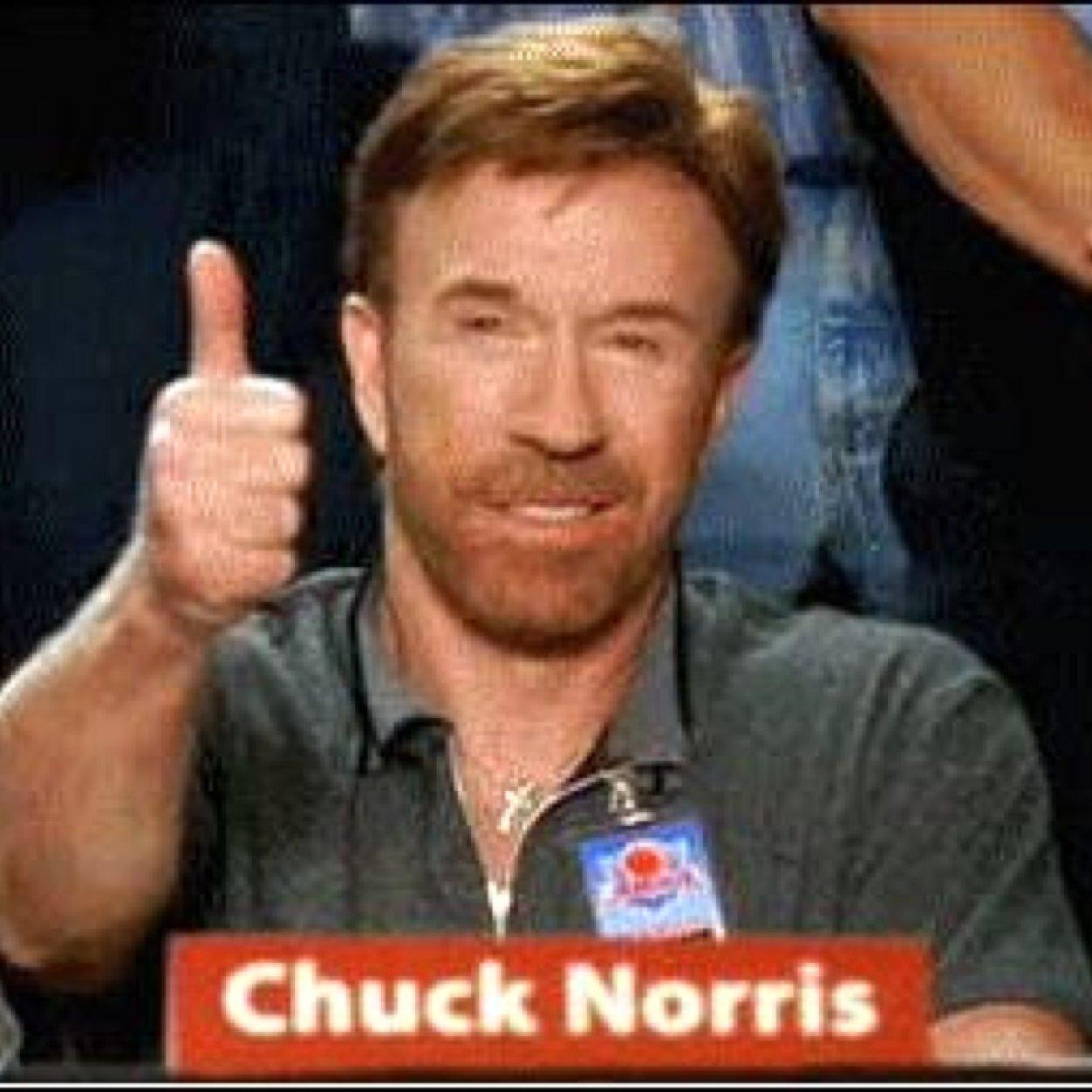 chuck norris phrases