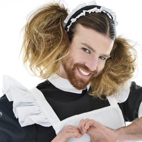 NAVER まとめ衝撃の女装男子【レディービアード/Ladybeard】がネットで絶賛の嵐!