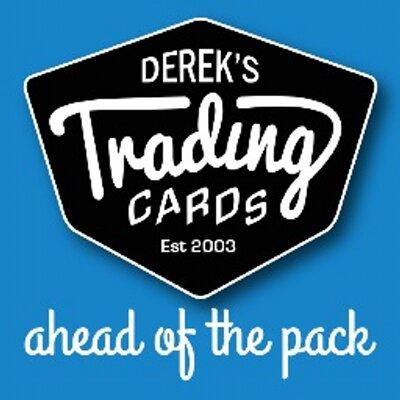 Dereks Trading Cards