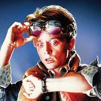 Back to the Future™ twitter profile