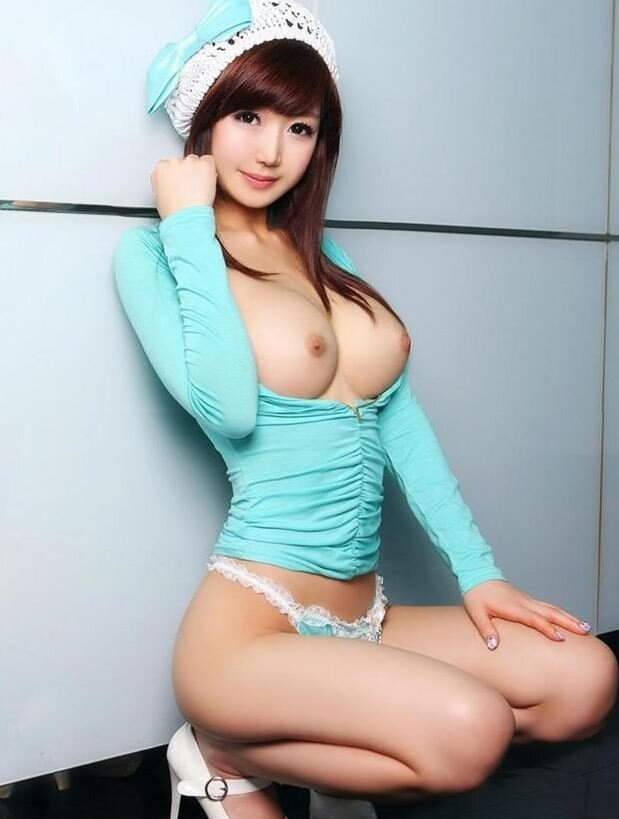 Beautiful asian nude grils