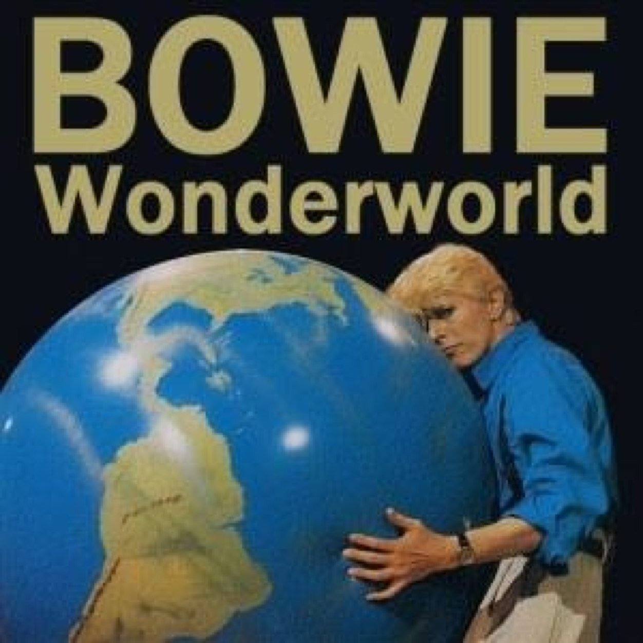 David Bowie Wonderworld