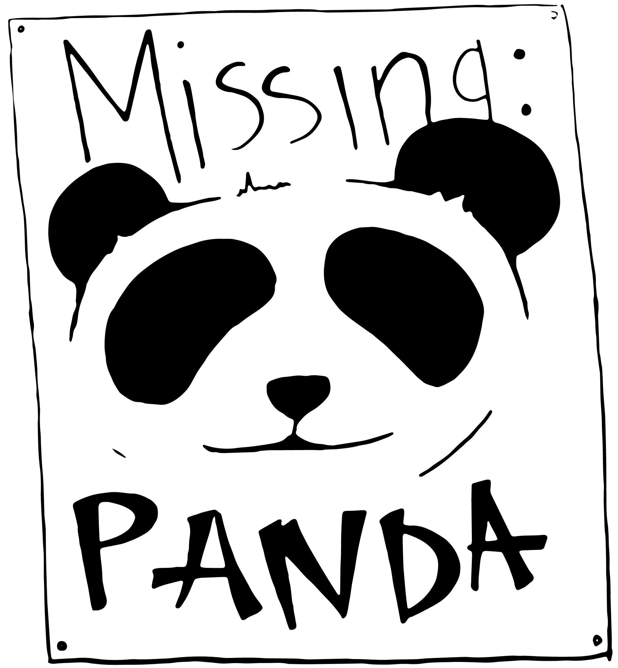 panda i miss you