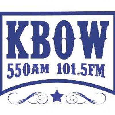 KBOW 550 AM 1015FM