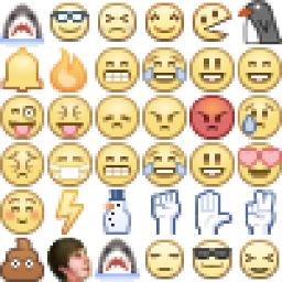Codes smilie Microsoft Emoji