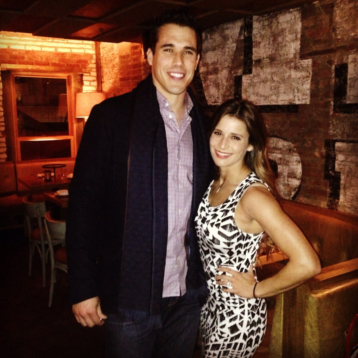 Who is brady quinn dating now