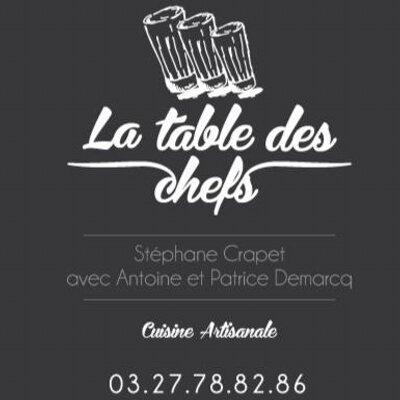 La Table Des Chefs