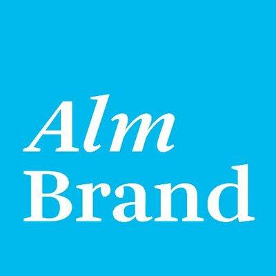 Billedresultat for alm brand logo