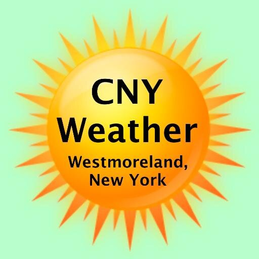CNY Weather ☀️ 🌧 ❄️