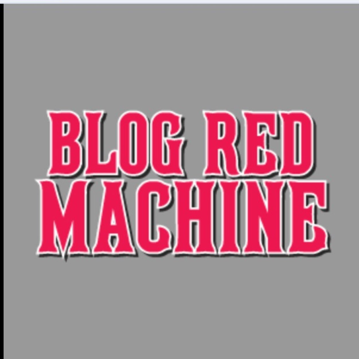 Blog Red Machine Social Profile