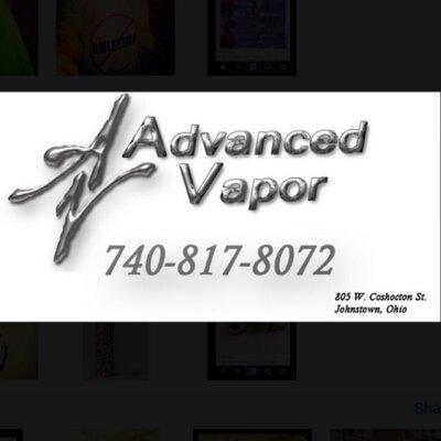 Advanced Vapor (@Advanced_vapor) | Twitter