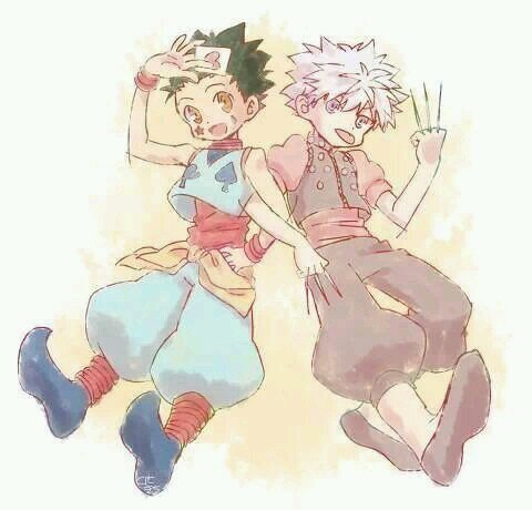 hisoka and gon relationship quizzes
