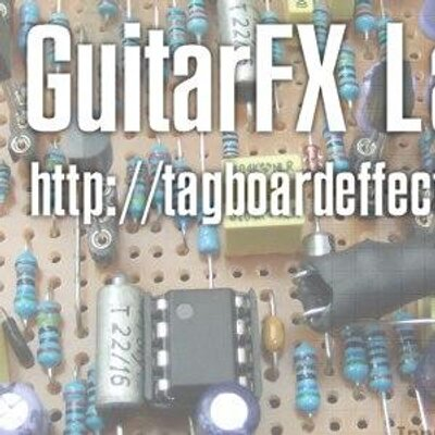 Guitar FX Layouts on Twitter: