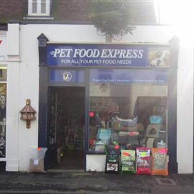 pet food express