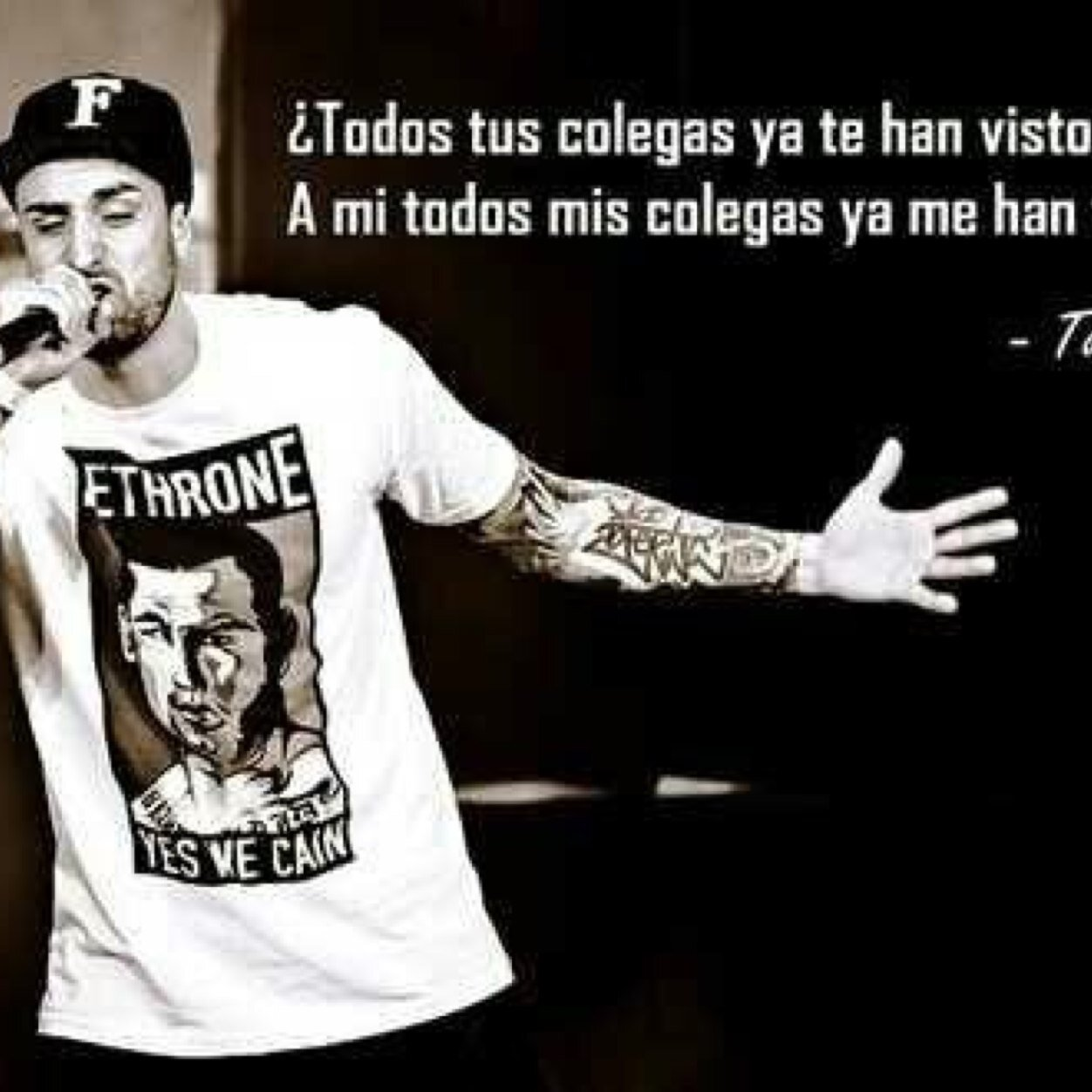 Frases Rap At Frapduro Twitter