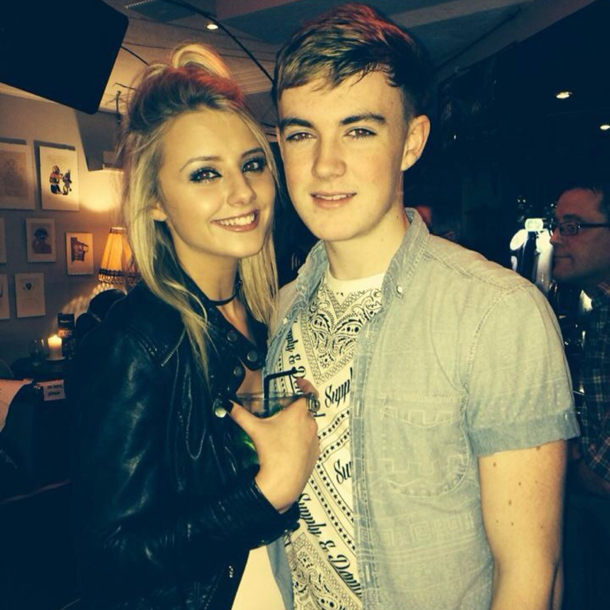 Scally dating