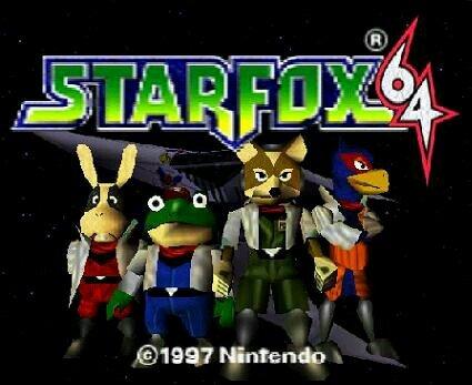 Star Fox 64 Quotes
