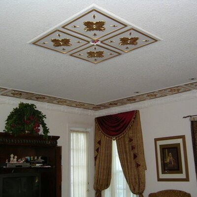 Elegant Antique Ceilings