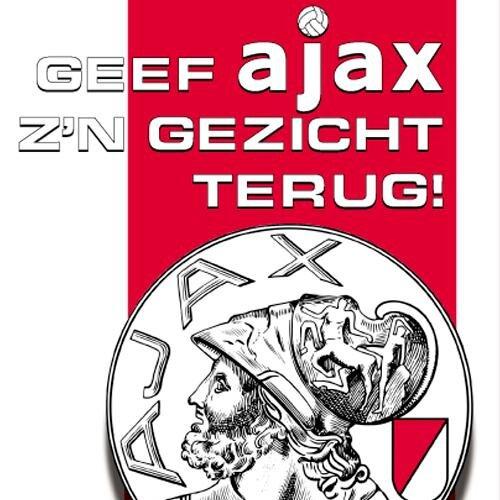 gefeliciteerd ajax logo