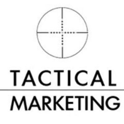tactical marketing tacticalmktg twitter