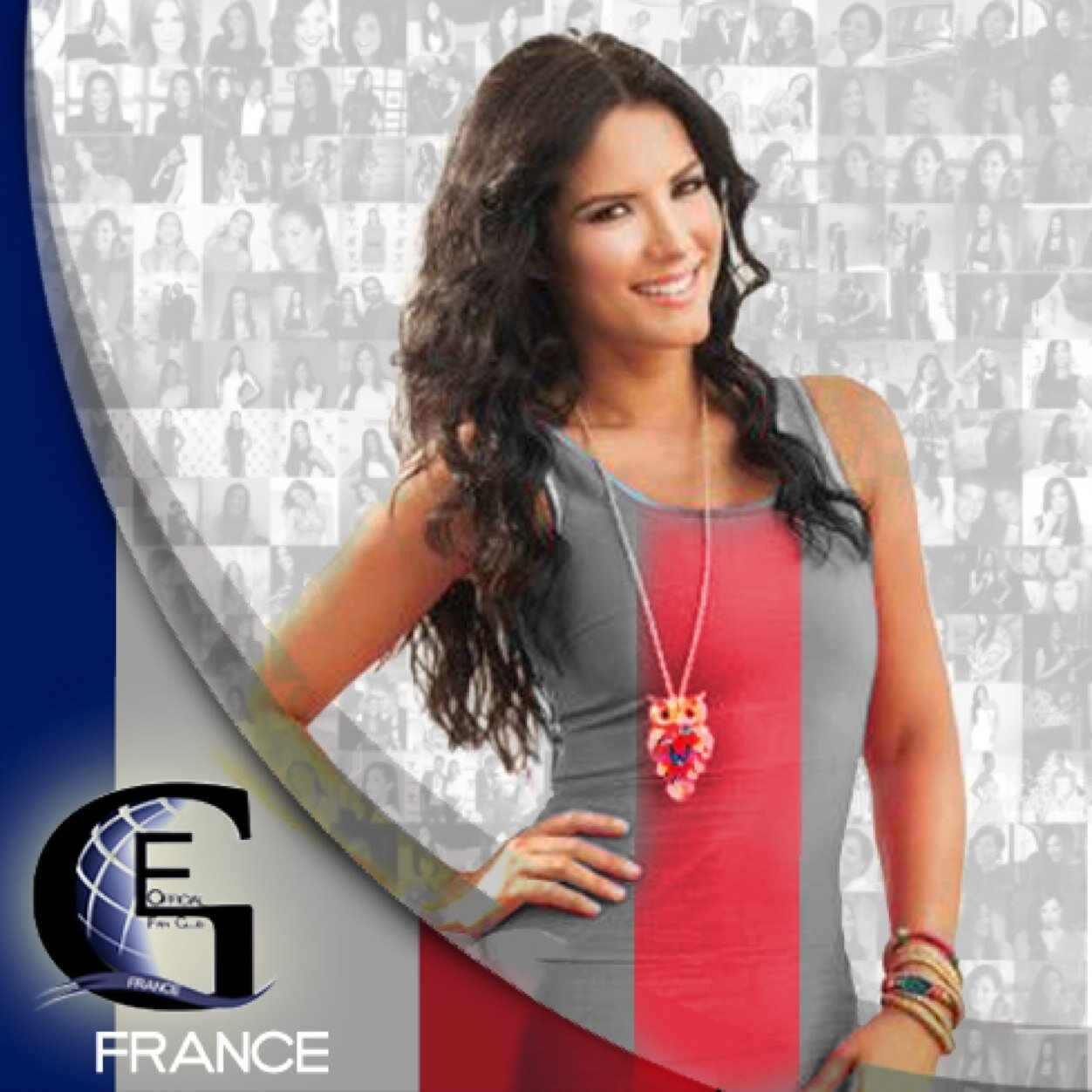 Gaby Espino France Social Profile