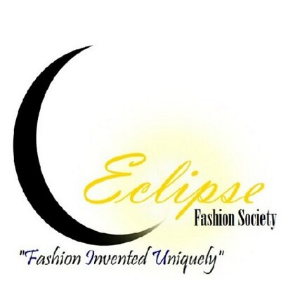 the logo for the Eclipse Fashion Society