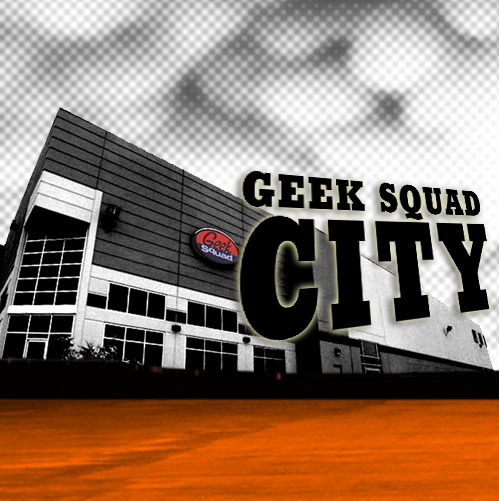 Geek Squad City Replies by Geek Squad City