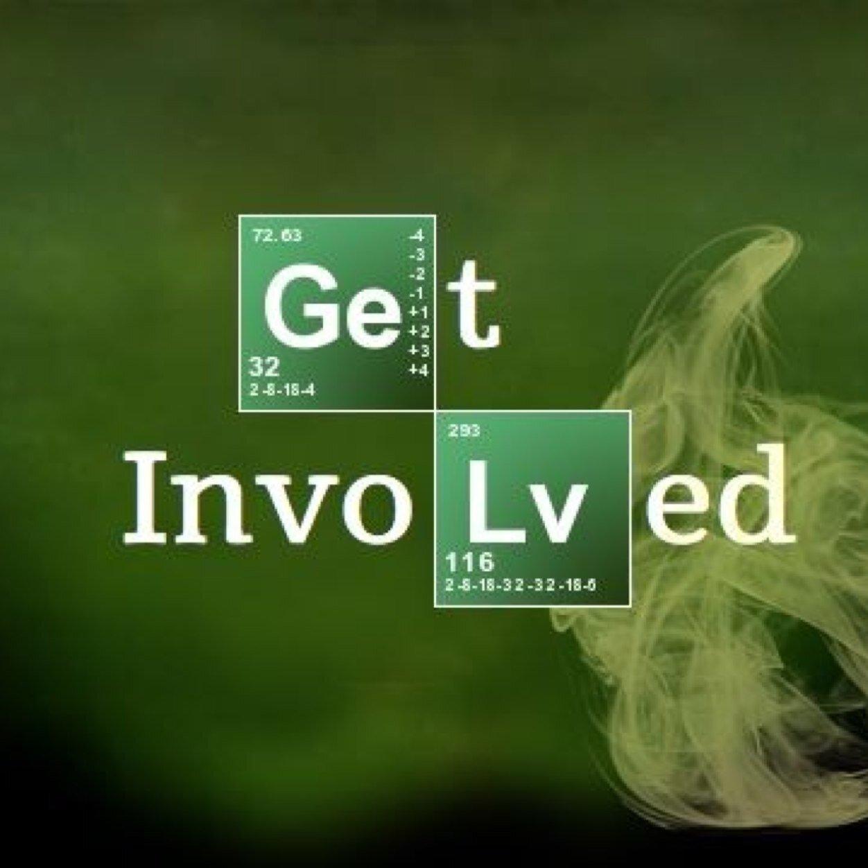 Get Involved: Get Involved Comedy (@GetInvolvedYo)