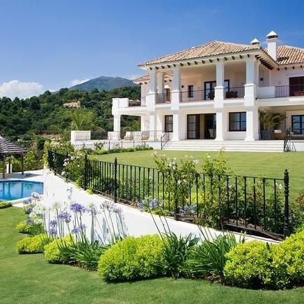Casas de lujo sonmillonario twitter - Casas minimalistas de lujo ...