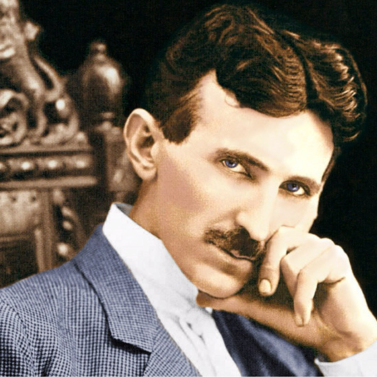Nikola Tesla Nikolateslafeed Twitter