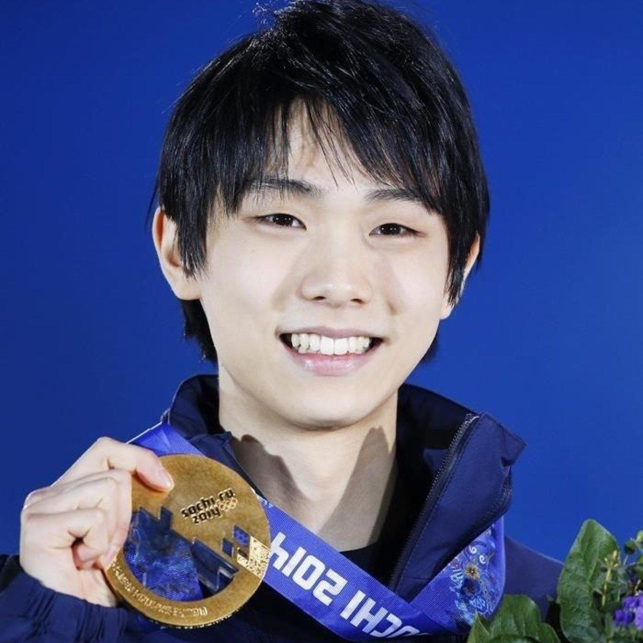 金メダルで笑顔