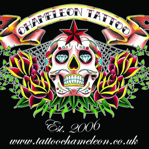 Chameleon Tattoo Finder: Chameleon Tattoo (@TattooChameleon)