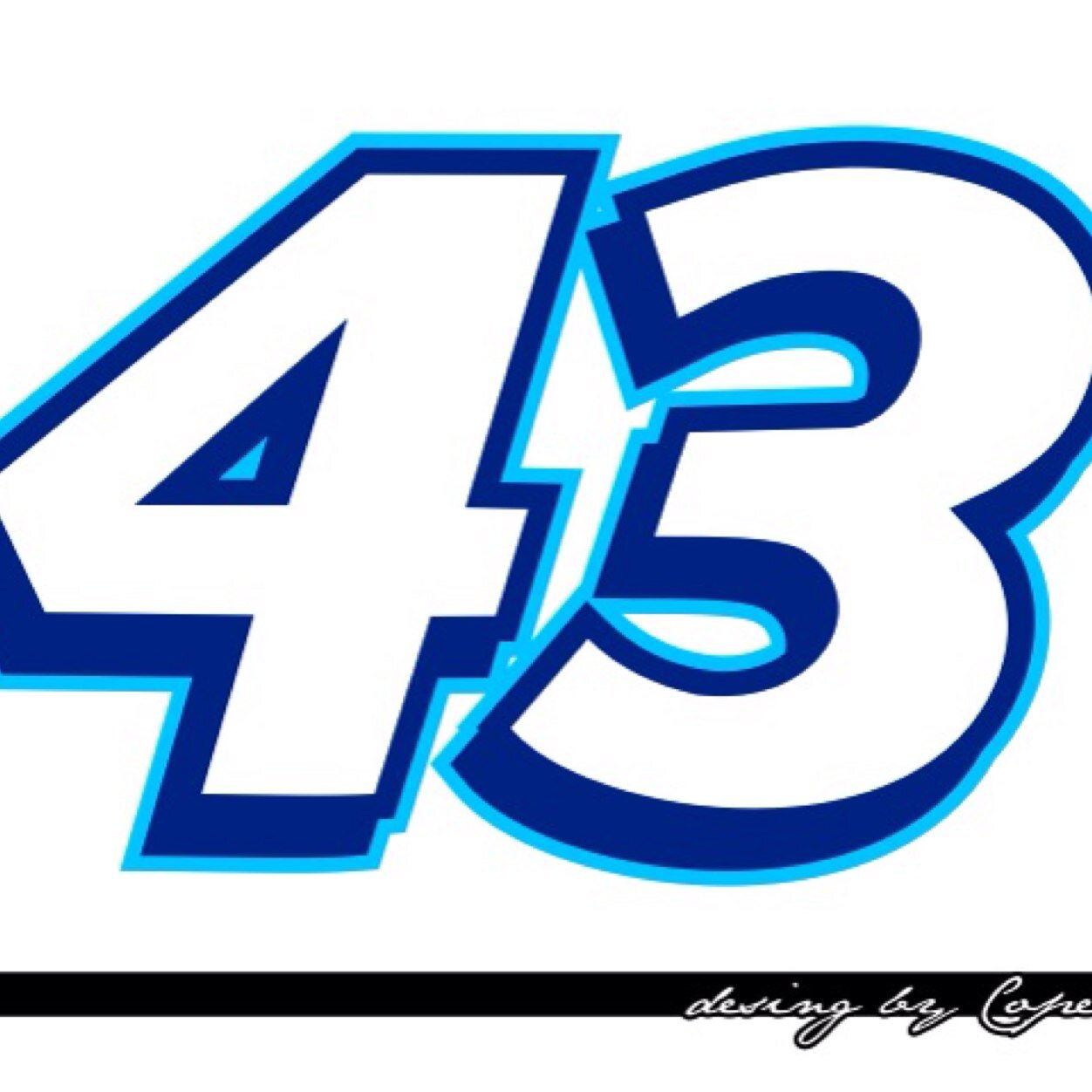 vampiro 43   34vampiro  twitter NASCAR Logo 2018 nascar logo license plate frame