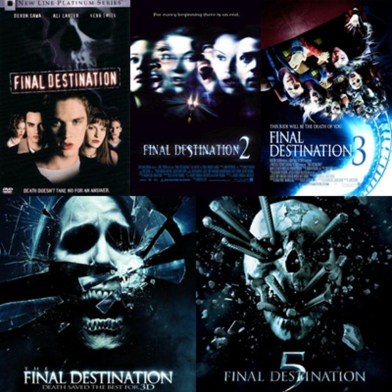 Image result for Final destination series