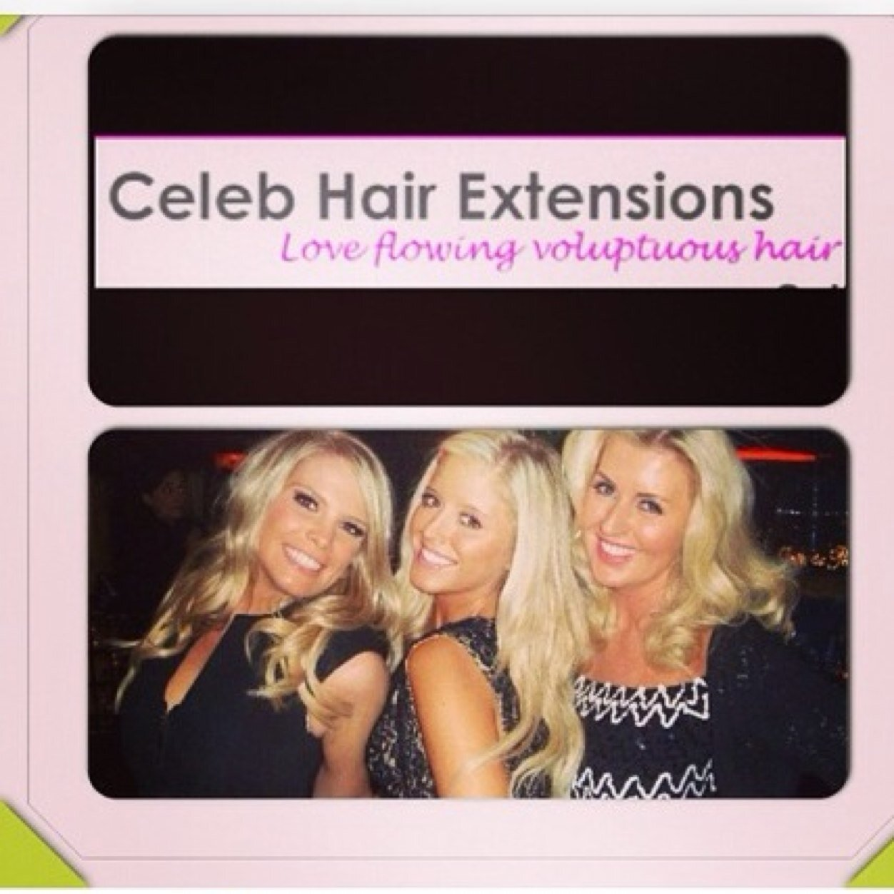 Celeb Hair Extensions 37