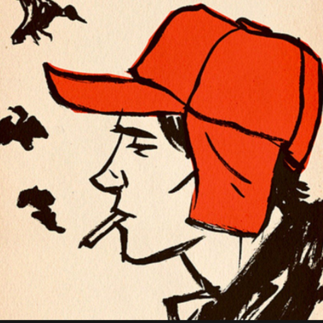 the connections between holden caulfield s problems