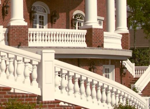 Balustrades Selections From Melton Classics
