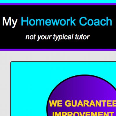 Homework coach
