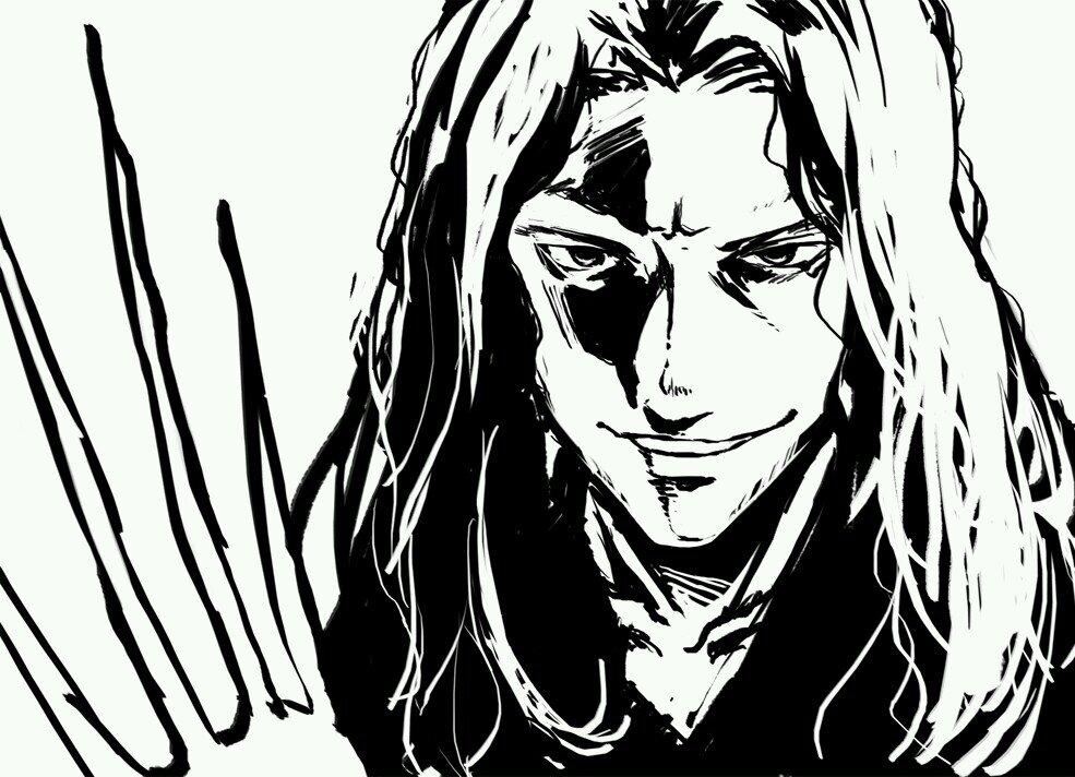 Elder Toguro (@CoilingSnake) | Twitter