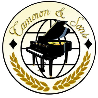 Cameron sons piano cameronpianos twitter for Unblocked piano